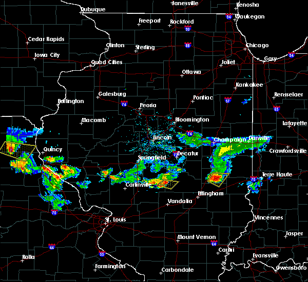 Radar Image for Severe Thunderstorms near Charleston, IL at 5/15/2018 5:34 PM CDT