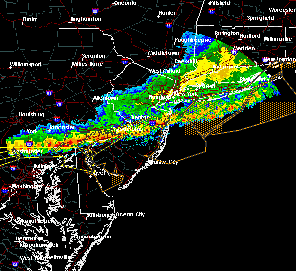 Radar Image for Severe Thunderstorms near Roebling, NJ at 5/15/2018 6:38 PM EDT