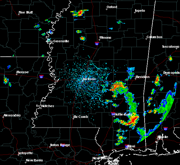 Radar Image for Severe Thunderstorms near Montrose, MS at 5/16/2018 3:59 PM CDT