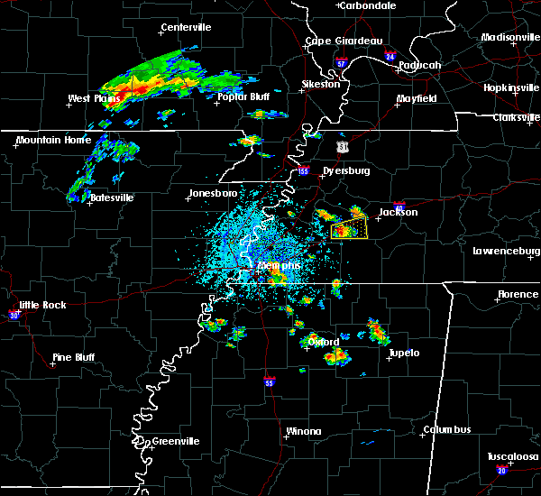 Radar Image for Severe Thunderstorms near Brownsville, TN at 5/19/2018 12:50 PM CDT
