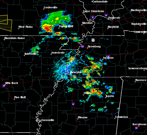 Radar Image for Severe Thunderstorms near Ashland, MS at 5/19/2018 2:00 PM CDT