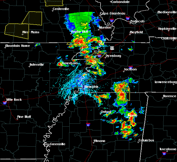 Radar Image for Severe Thunderstorms near Caruthersville, MO at 5/19/2018 3:07 PM CDT