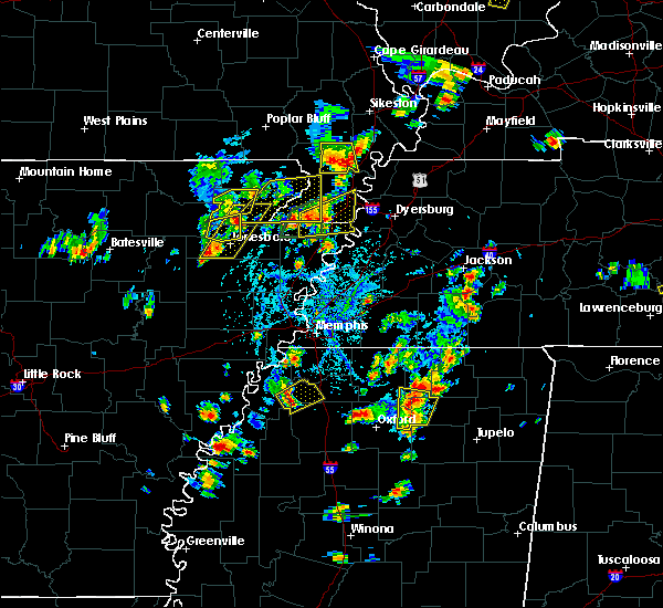 Radar Image for Severe Thunderstorms near Senatobia, MS at 5/20/2018 3:16 PM CDT