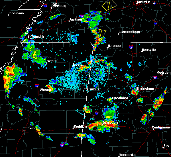 Interactive Hail Maps Hail Map For Waynesboro Tn