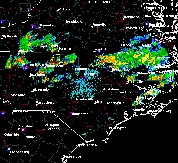 Radar Image for Severe Thunderstorms near Altamahaw, NC at 5/21/2018 5:09 PM EDT