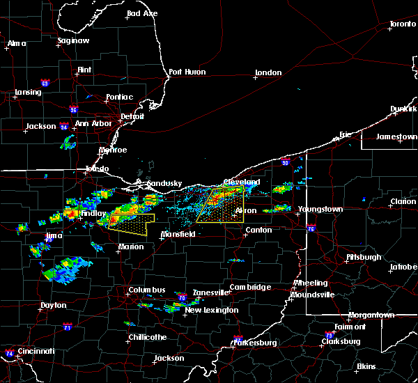 Radar Image for Severe Thunderstorms near Attica, OH at 5/22/2018 2:19 PM EDT