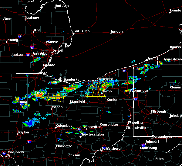 Radar Image for Severe Thunderstorms near Attica, OH at 5/22/2018 2:43 PM EDT