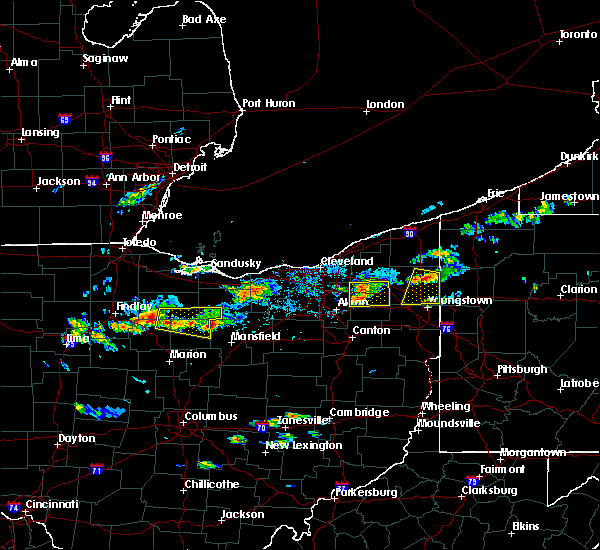 Radar Image for Severe Thunderstorms near Attica, OH at 5/22/2018 3:04 PM EDT