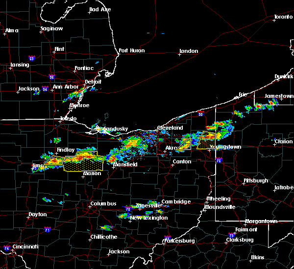 Radar Image for Severe Thunderstorms near Ravenna, OH at 5/22/2018 3:22 PM EDT