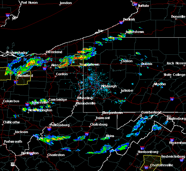 Radar Image for Severe Thunderstorms near Cortland, OH at 5/22/2018 3:25 PM EDT