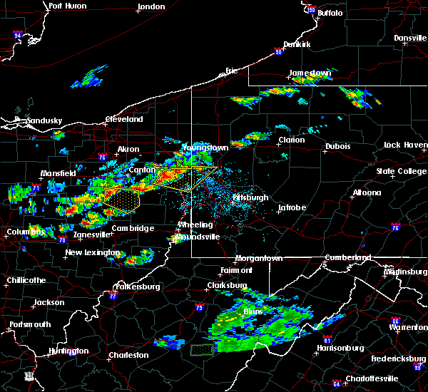 Radar Image for Severe Thunderstorms near Calcutta, OH at 5/22/2018 5:47 PM EDT