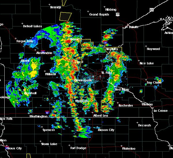 Hoyer Minnesota Map.Interactive Hail Maps Hail Map For Silver Creek Mn