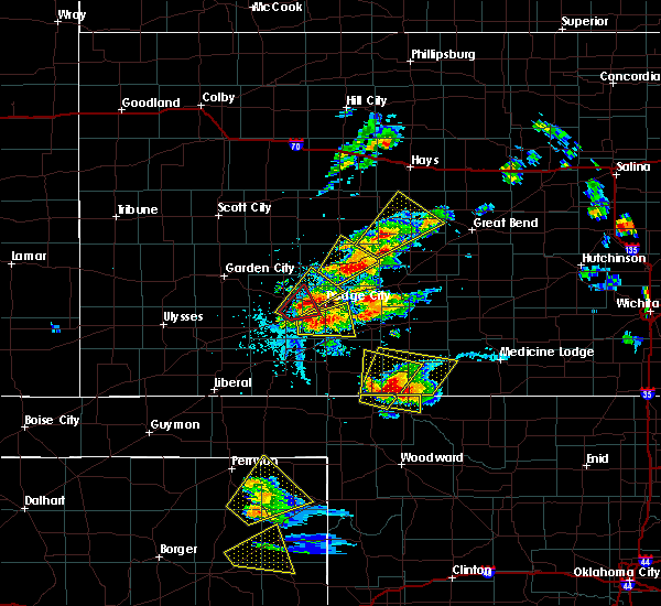 Radar Image for Severe Thunderstorms near Jetmore, KS at 5/29/2018 4:59 PM CDT