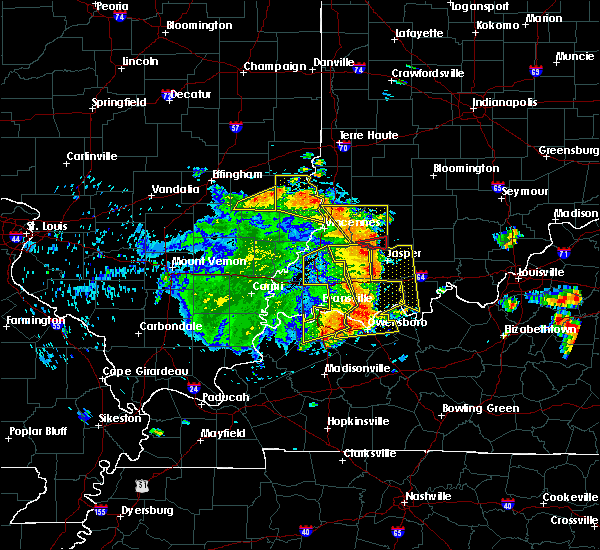 Radar Image for Severe Thunderstorms near Alfordsville, IN at 5/31/2018 1:10 PM EDT
