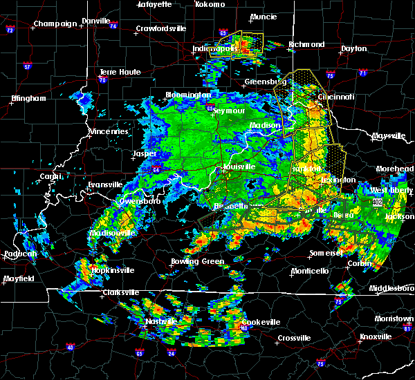 Radar Image for Severe Thunderstorms near Liberty, KY at 5/31/2018 3:58 PM EDT