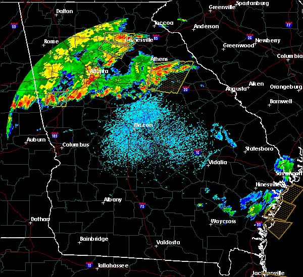 Radar Image for Severe Thunderstorms near Siloam, GA at 6/1/2018 4:33 PM EDT