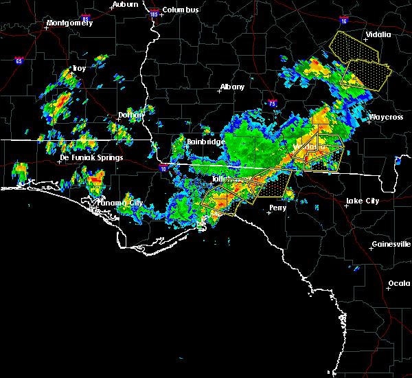 Radar Image for Severe Thunderstorms near Madison, FL at 6/2/2018 3:44 PM EDT