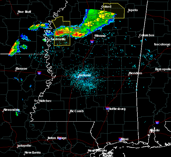 Radar Image for Severe Thunderstorms near Inverness, MS at 6/3/2018 2:16 AM CDT