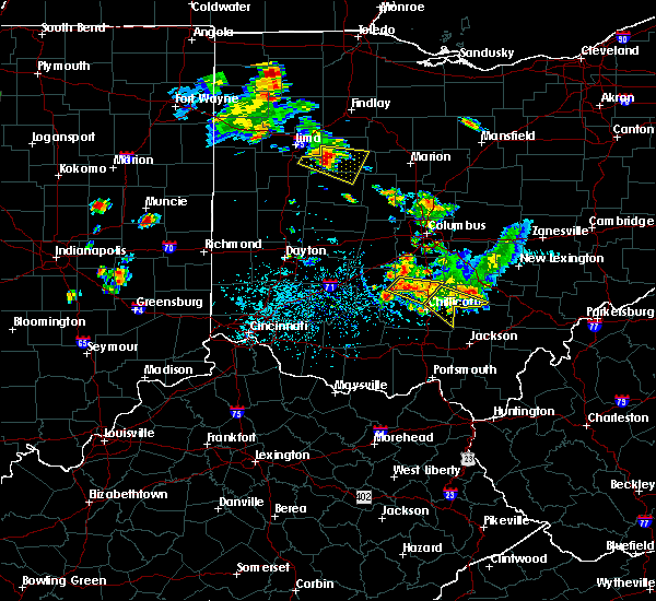 Radar Image for Severe Thunderstorms near Alger, OH at 6/8/2018 2:47 PM EDT