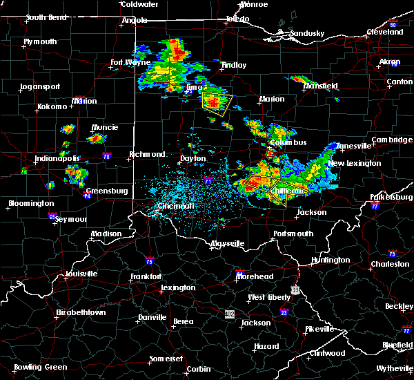 Radar Image for Severe Thunderstorms near Chillicothe, OH at 6/8/2018 2:59 PM EDT