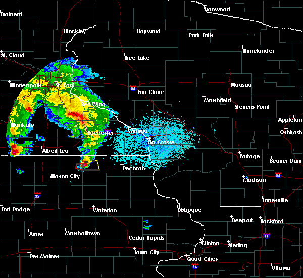 Radar Image for Severe Thunderstorms near New Haven, IA at 6/9/2018 1:43 PM CDT