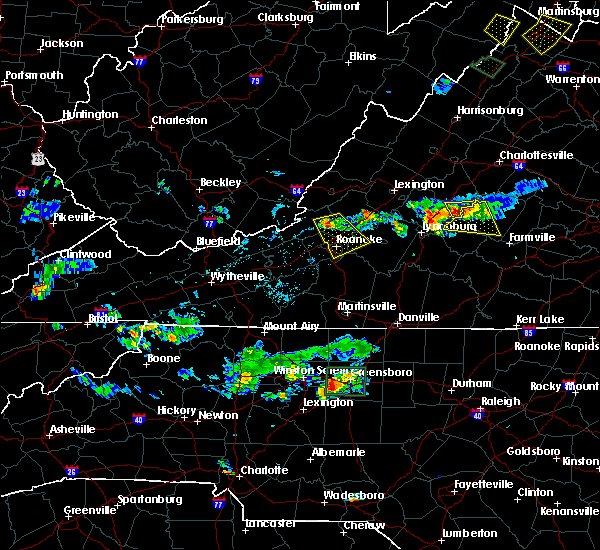 Radar Image for Severe Thunderstorms near Arrington, VA at 6/9/2018 6:06 PM EDT