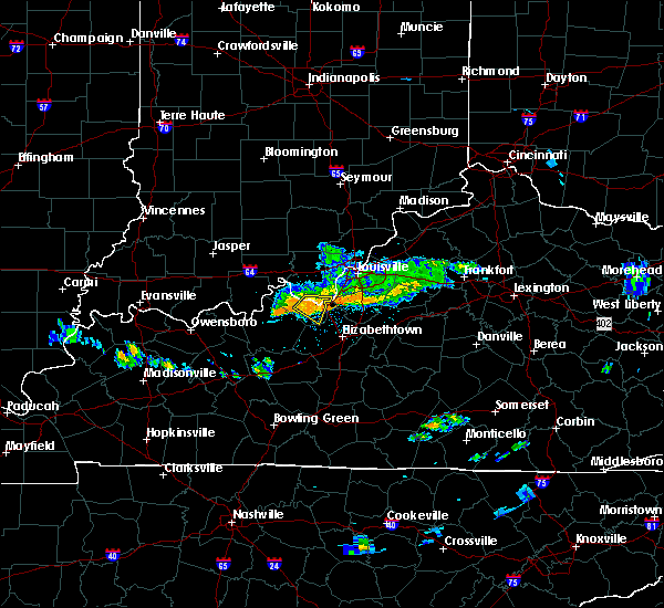 Radar Image for Severe Thunderstorms near Ekron, KY at 6/11/2018 2:59 PM EDT