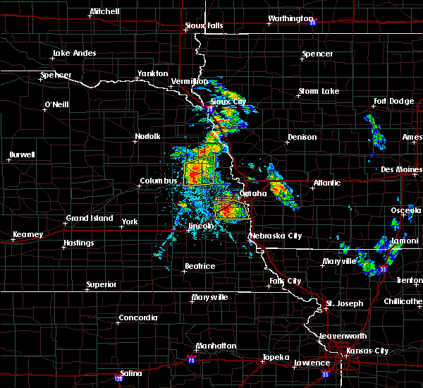 Radar Image for Severe Thunderstorms near Richfield, NE at 6/11/2018 5:17 PM CDT