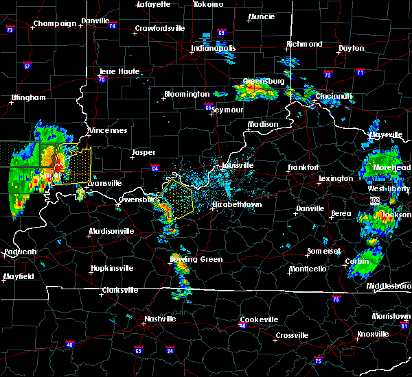 Radar Image for Severe Thunderstorms near Ekron, KY at 6/12/2018 3:49 PM CDT