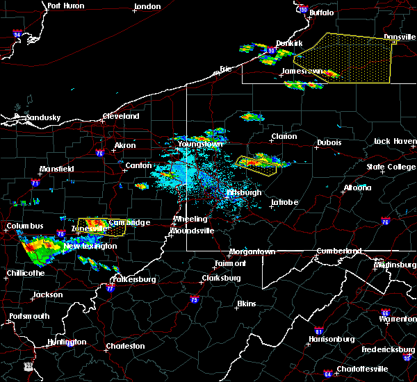 Radar Image for Severe Thunderstorms near Lore City, OH at 6/13/2018 5:56 PM EDT