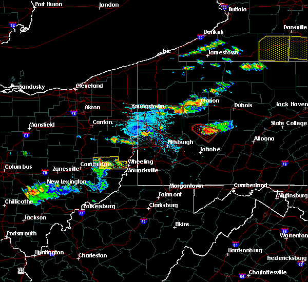 Radar Image for Severe Thunderstorms near Lafferty, OH at 6/13/2018 6:43 PM EDT