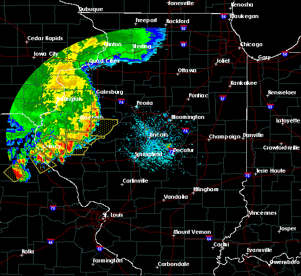 Radar Image for Severe Thunderstorms near Dunfermline, IL at 6/14/2018 2:19 PM CDT