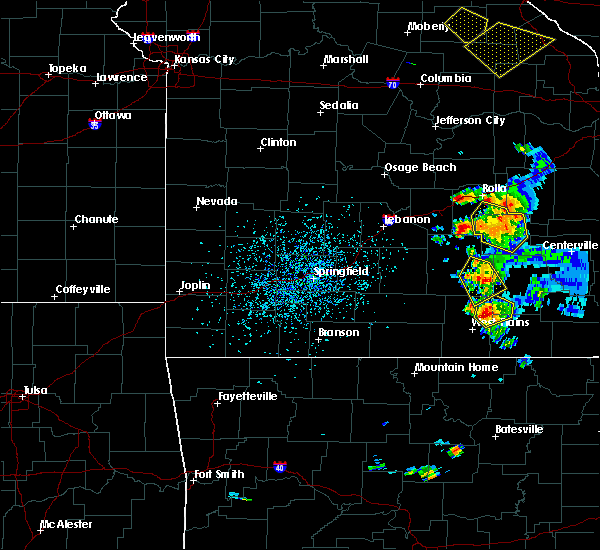 Radar Image for Severe Thunderstorms near Mountain View, MO at 6/14/2018 3:26 PM CDT