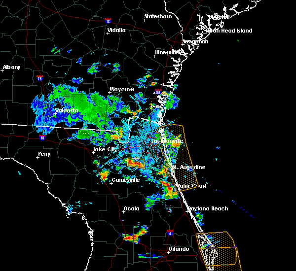 Radar Image for Severe Thunderstorms near Asbury Lake, FL at 6/15/2018 5:45 PM EDT