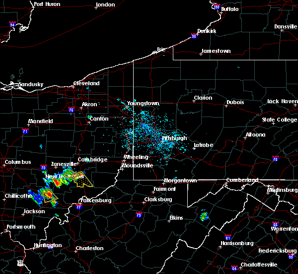 Radar Image for Severe Thunderstorms near Caldwell, OH at 6/17/2018 4:11 PM EDT