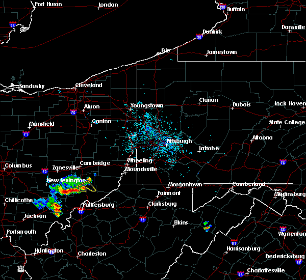 Radar Image for Severe Thunderstorms near Caldwell, OH at 6/17/2018 4:36 PM EDT