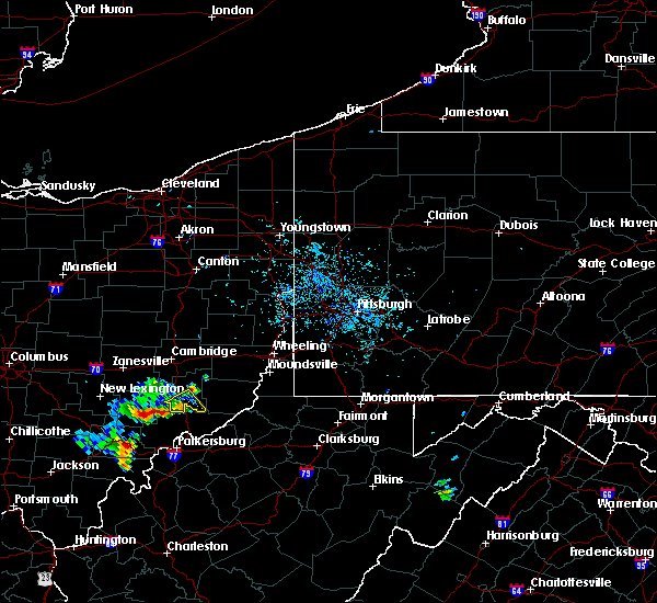 Radar Image for Severe Thunderstorms near Caldwell, OH at 6/17/2018 4:43 PM EDT