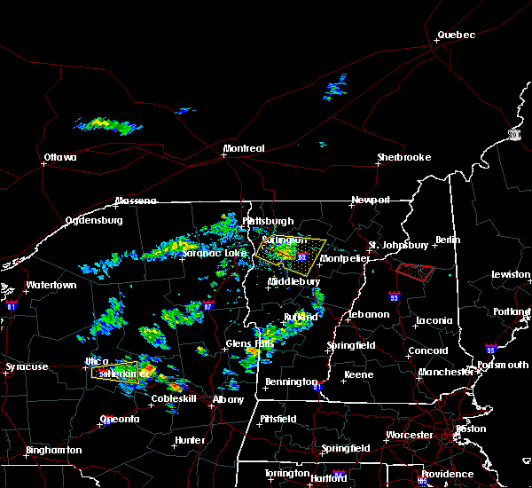 Radar Image for Severe Thunderstorms near South Burlington, VT at 6/18/2018 3:05 PM EDT
