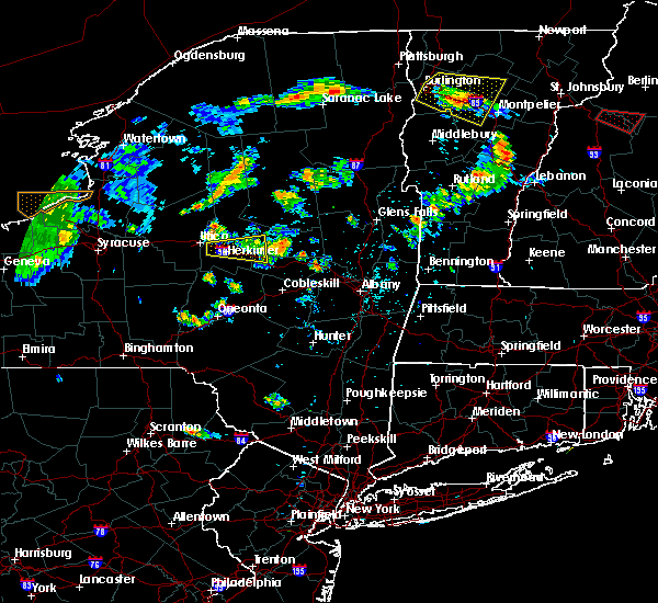 Radar Image for Severe Thunderstorms near Frankfort, NY at 6/18/2018 3:11 PM EDT