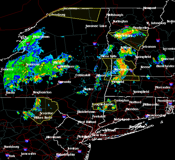Radar Image for Severe Thunderstorms near Brattleboro, VT at 6/18/2018 4:50 PM EDT