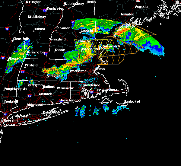 Radar Image for Severe Thunderstorms near Nahant, MA at 6/18/2018 6:29 PM EDT