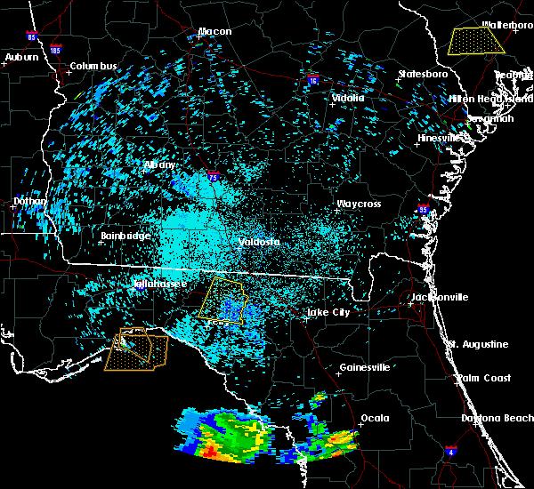 Radar Image for Severe Thunderstorms near Madison, FL at 6/20/2018 6:44 PM EDT