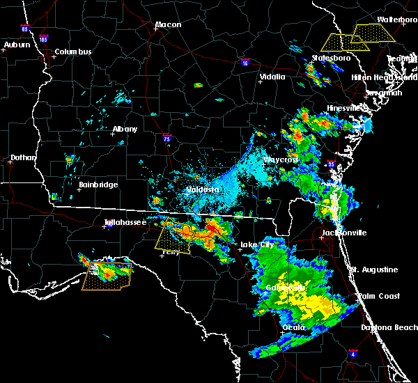 Radar Image for Severe Thunderstorms near Day, FL at 6/20/2018 7:07 PM EDT
