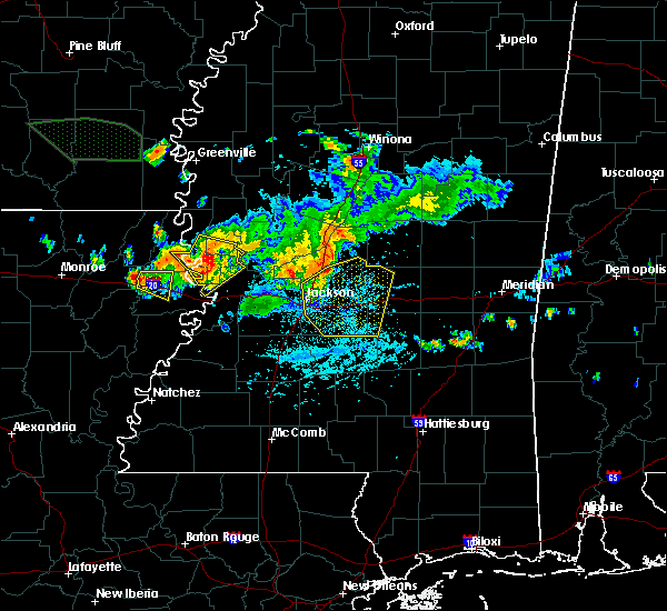 Radar Image for Severe Thunderstorms near Brandon, MS at 6/22/2018 5:21 PM CDT