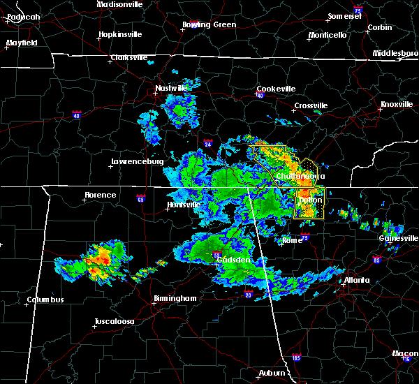 Radar Image for Severe Thunderstorms near Varnell, GA at 6/23/2018 2:31 PM EDT