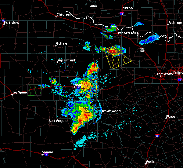 Map Of Jacksboro Texas.Interactive Hail Maps Hail Map For Jacksboro Tx