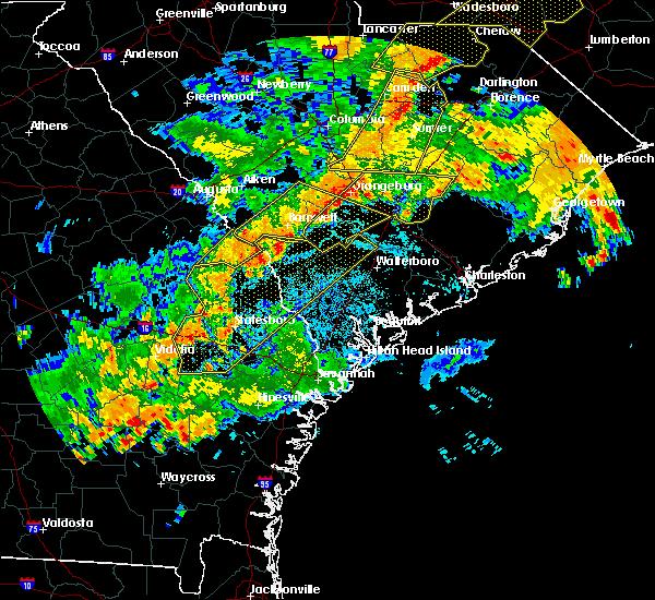 Radar Image for Severe Thunderstorms near Girard, GA at 6/25/2018 9:27 PM EDT