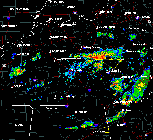 Radar Image for Severe Thunderstorms near Tompkinsville, KY at 6/27/2018 2:24 PM CDT