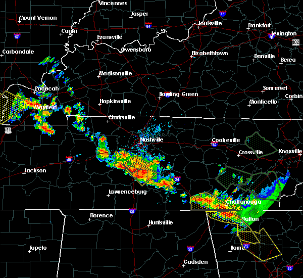 Radar Image for Severe Thunderstorms near Franklin, TN at 6/28/2018 10:56 AM CDT