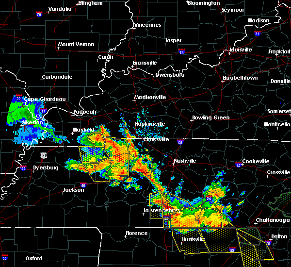 Radar Image for Severe Thunderstorms near Murray, KY at 6/28/2018 12:03 PM CDT